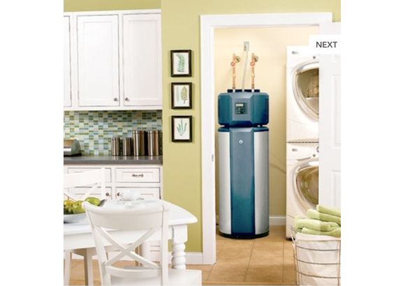 The Geospring Hybrid Water Heater Manufactured General Electric