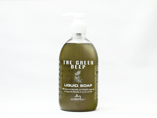 The Green Deep Liquid Hand Soap Offers You