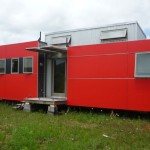 The Habitationist Modern Mobile Home Toronto Canada