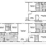 The Heritage Home Hhp Modular Plan Manufactured Floor