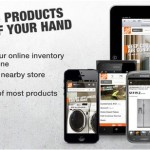 The Home Depot Mobile Future Retail Shopping