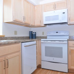 The Kitchen Spacious And Incorporates Energy Star Appliances