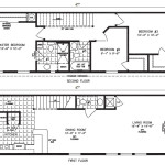 The Live Oak Modular Home Floor Plan Jacobsen Homes