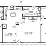 The Margate Modular Home Floor Plan Jacobsen Homes