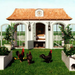 The Moop Modern Modular Prefab Coop For Design Savvy Chickens