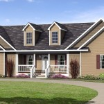 The Moore Cape Modular Home Floor Plans Greensboro Custom