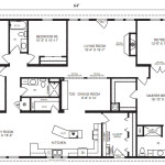 The Mulberry Modular Home Floor Plan Jacobsen Homes