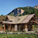 The Outdoors Heart Your Log Home Plan