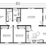 The Oxford Modular Home Floor Plan Jacobsen Homes