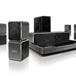 The Philips Immersive Sound Home Theater And Blu Ray