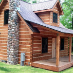 The Settler Plan From Alabama Strongwood Log Homes