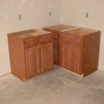 The Stock Prefab Top Kitchen Cabinets First Base