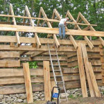 There Are Many Ideas How Build Log Cabins