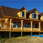 This Home Authorized Sales Representatives For Kuhns Bros Log Homes