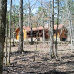This Log Home The First Small Restricted Subdivision