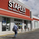 This March Shows Staples Office Supply Store