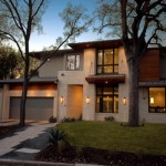 This Modular Home Cornerstone Architects Austin Shows The