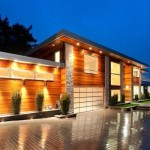 This Newly Built Modern Home West Vancouver