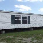 This Pre Owned Skyline Mobile Home Located Our