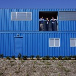 This Three Bedroom Home Was Made From Four Shipping Containers