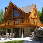 Timber Block Log Home Faq What Included Cabin Timberblock