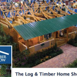 Timber Home Show Minneapolis Frame Case Study