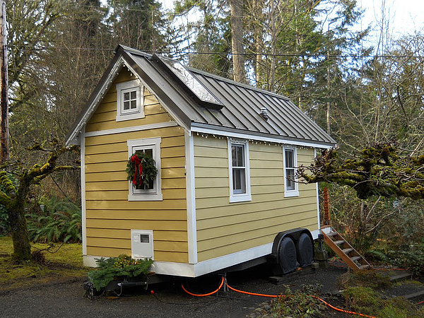 Tiny House Blog Archive Brittany Decorated Home