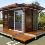 Tiny Prefab Utilized Flex Office