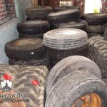 Tires Mobile Home Axles Tag