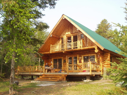 Top Quality Log Home Supplies For The Right Price