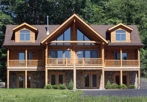 Top Reasons Why People Choose Modular Log Homes