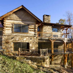 Traditional Element The Log Cabin Homes Interior Luxury Style
