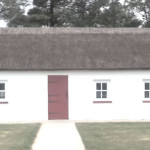 Traditional Irish Cottage Cultural Center Canton