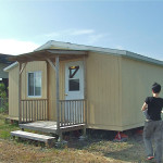 Trailer House Mobile Home Like This One Ibaraki Prefecture May