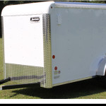 Trailer Maker Cargo Trailers Equipment Utility Car