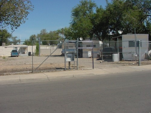 Trailer Park For Sale