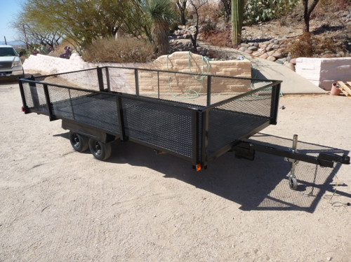 Trailers For Sale Arizona Used Trailer Sales