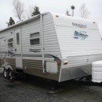 Travel Trailer Gander Canadianlisted Trailers Mobile Homes