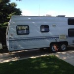 Travel Trailer Must See Very Nice For Sale Byron Minnesota