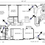 Triple Wide Manufactured Home Floor Plans