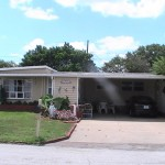Triplewide Mobile Home Land House For Sale Holiday Florida