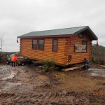 Trophy Amish Cabins Prefabricated Log For The Home