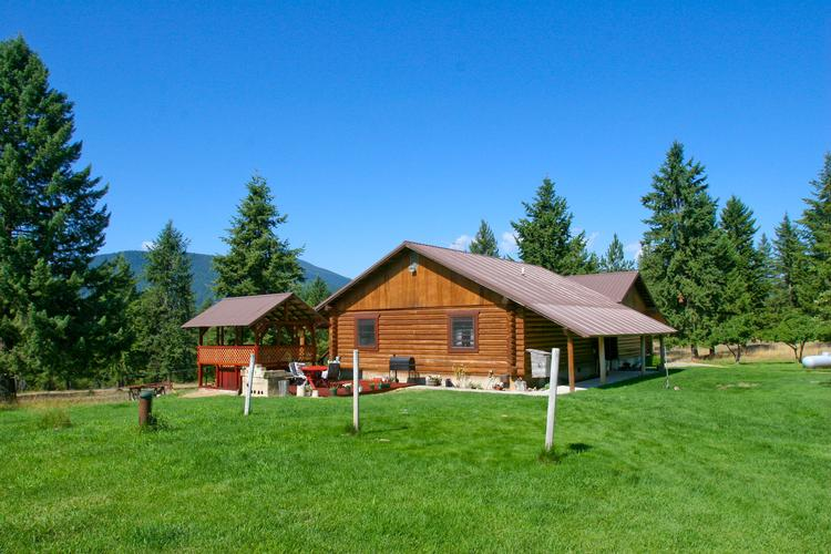 Trout Creek Home For Sale Sanders County Montana