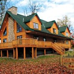 True North Log Home Dealers Customer Testimonials Glacial Lakes