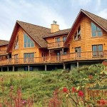 True North Log Homes Builds Energy Efficient The Logs