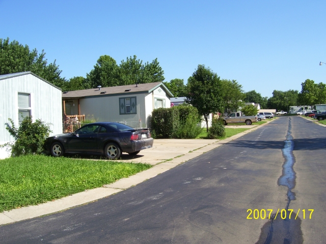Tulsa Oklahoma City Mobile Home Community