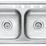 Tuscany Stainless Steel Mobile Home Kitchen Sink Menards