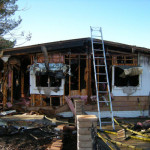 Two Displaced Las Vegas Mobile Home Fire Firehouse