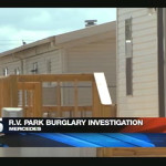 Two Men Charged Connection Burglaries Mobile Home Park