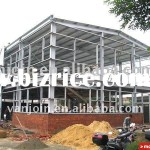 Two Storey Steel Structure Modular Homes Prefab House China Office